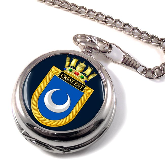 HMS Crescent (Royal Navy) Pocket Watch