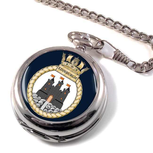 HMS Edinburgh (Royal Navy) Pocket Watch