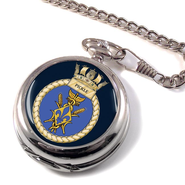 HMS Pickle (Royal Navy) Pocket Watch