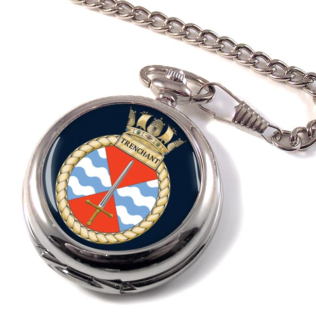 HMS Trenchant (Royal Navy) Pocket Watch
