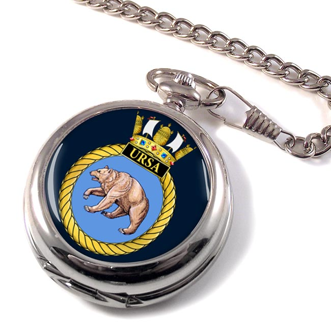 HMS Ursa (Royal Navy) Pocket Watch