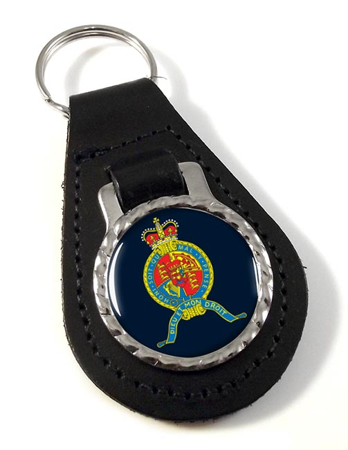 HMS Victory (Royal Navy) Leather Key Fob