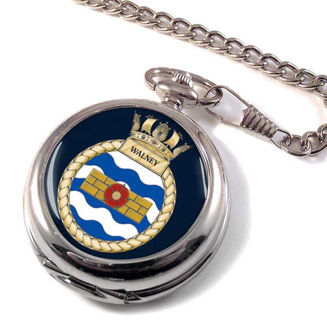 HMS Walney (Royal Navy) Pocket Watch