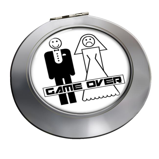 Game Over Divorced Chrome Mirror