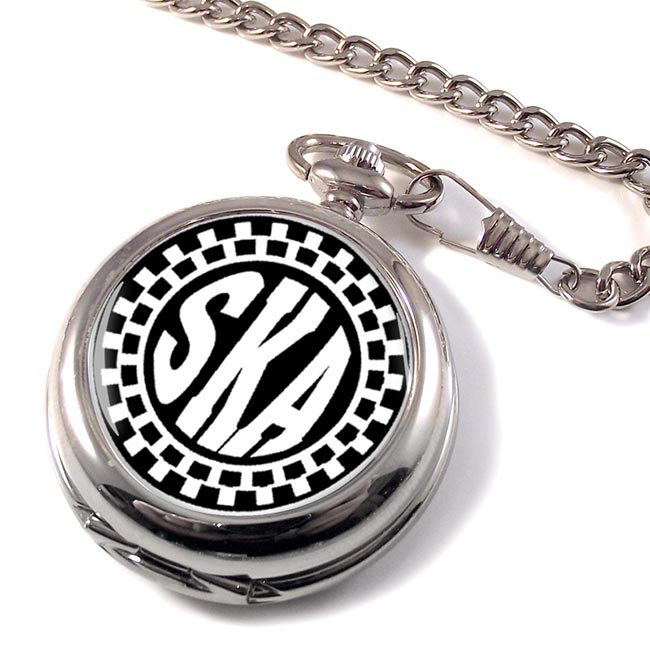 Ska Pocket Watch