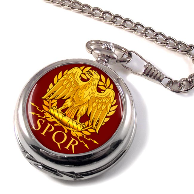 Roman Standard Pocket Watch