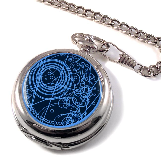 Time Lord Pocket Watch