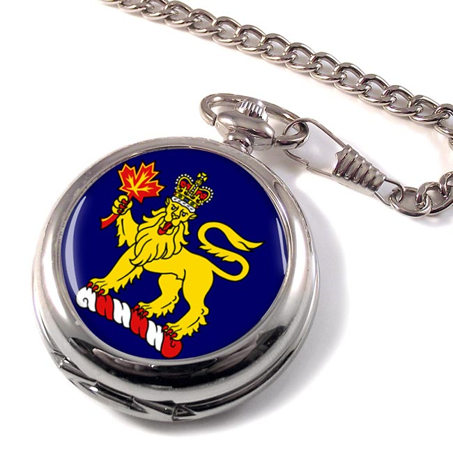Governor General of Canada Pocket Watch