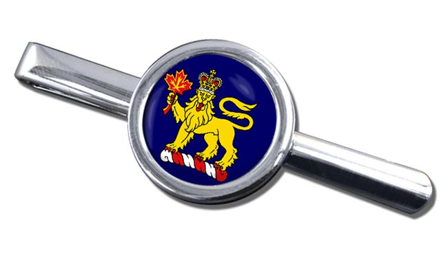 Governor General of Canada Round Tie Clip
