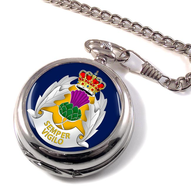 Strethclyde Police Pocket Watch