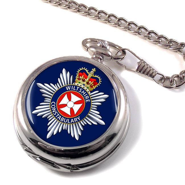 Wiltshire Constabulary Pocket Watch