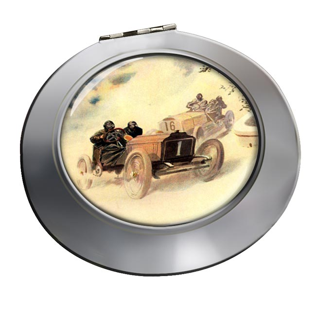 1906 Grand Prix Chrome Mirror