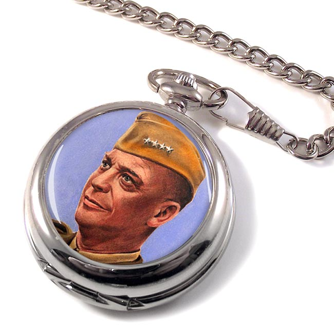 General Eisenhower Pocket Watch