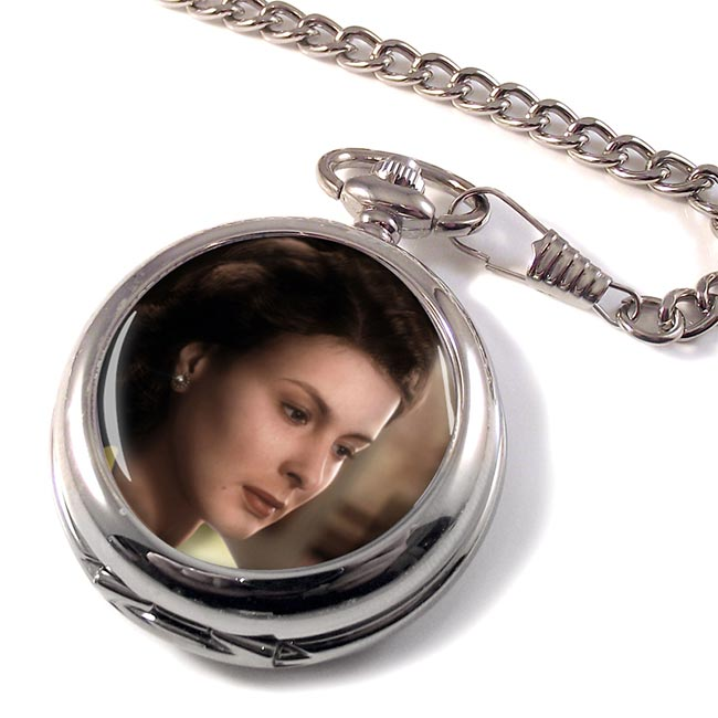 Ingrid Bergman Pocket Watch