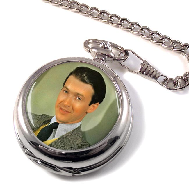 James Stewart Pocket Watch