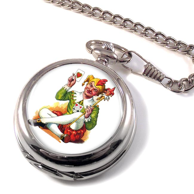Joker Pocket Watch
