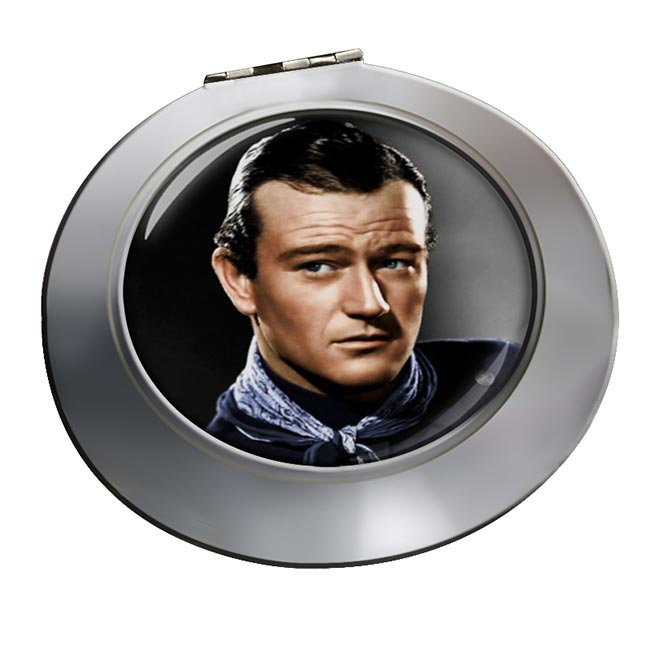John Wayne Chrome Mirror