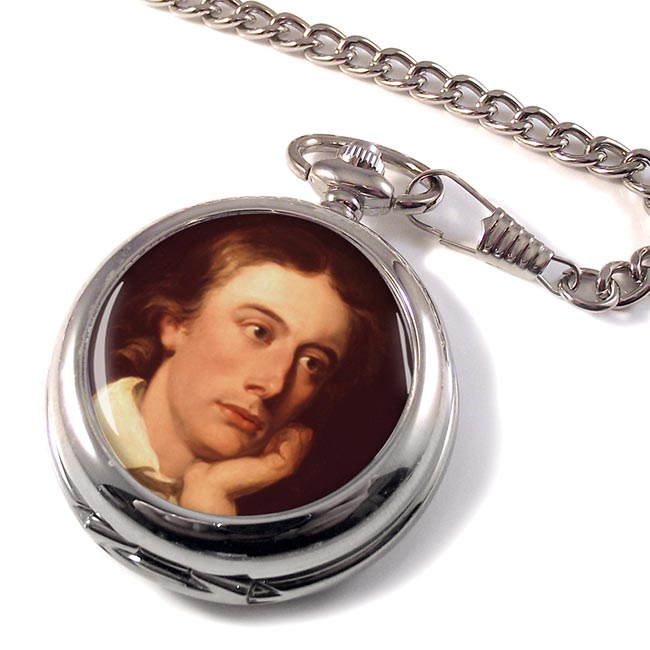 John Keats Pocket Watch