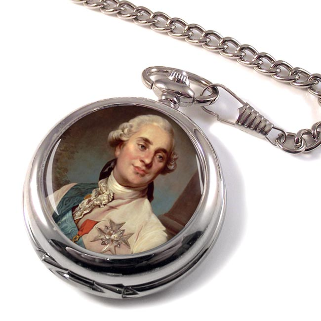 King Louis XVI of France Pocket Watch