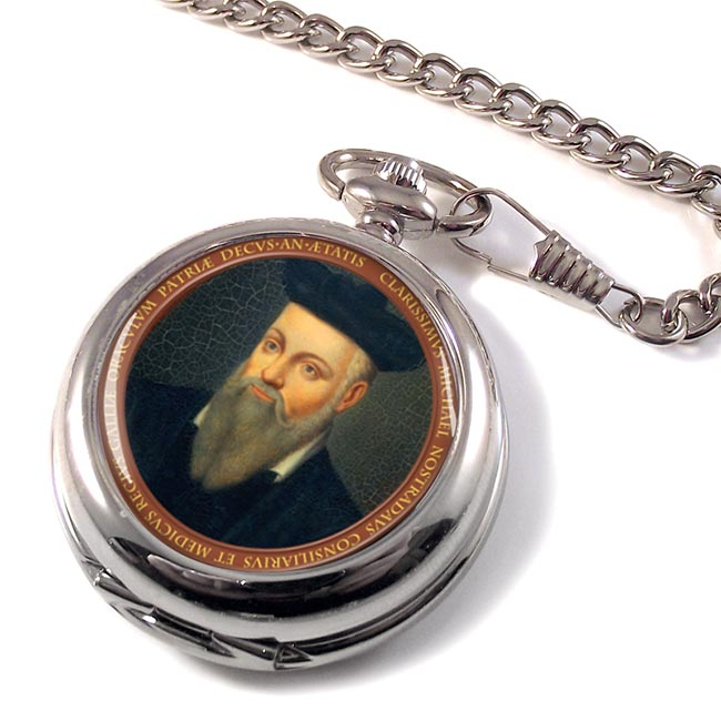 Nostradamus Pocket Watch
