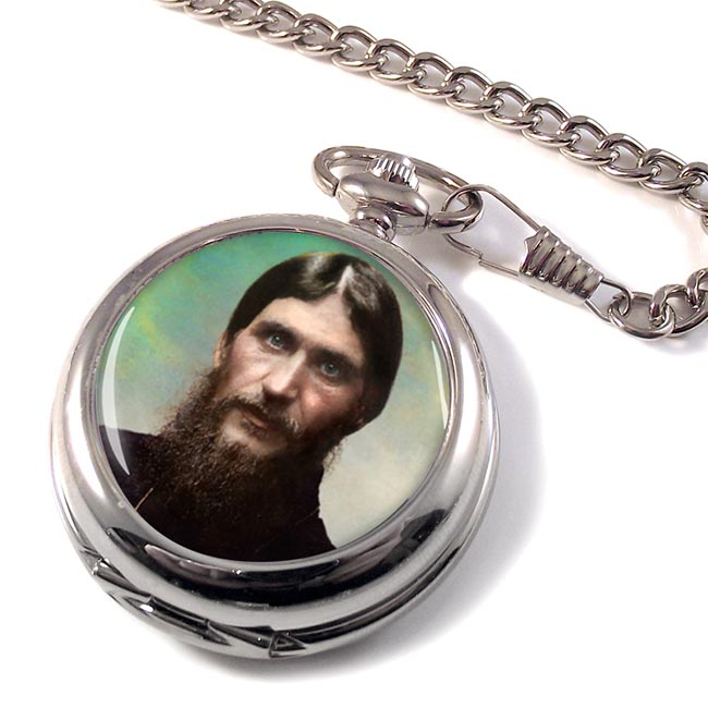Grigori Rasputin Pocket Watch
