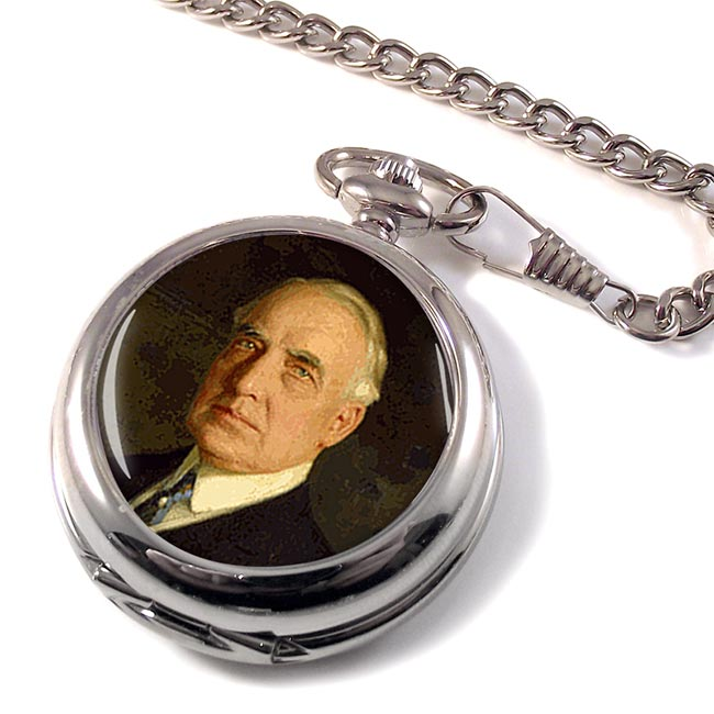 President Warren Harding Pocket Watch