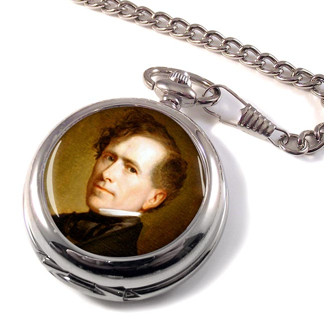 President Franklin Pierce Pocket Watch