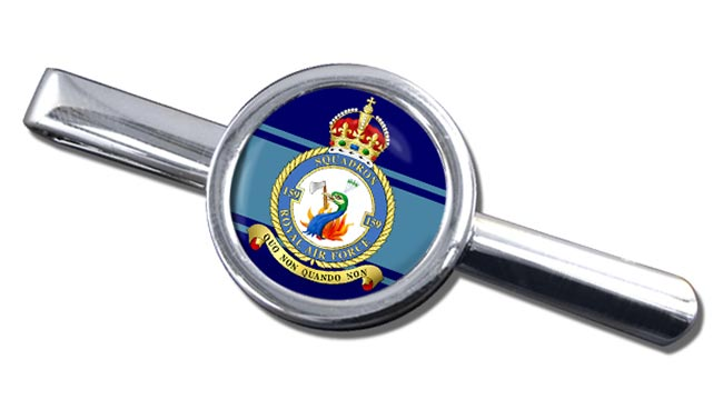 No. 159 Squadron (Royal Air Force) Round Tie Clip