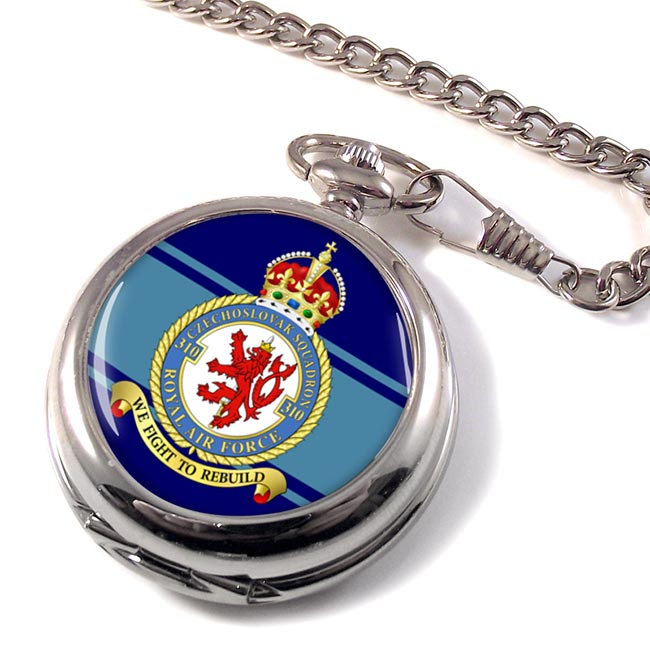 No. 310 Czechoslovak Squadron (Royal Air Force) Pocket Watch