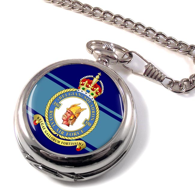 No. 350 Belgian Squadron (Royal Air Force) Pocket Watch