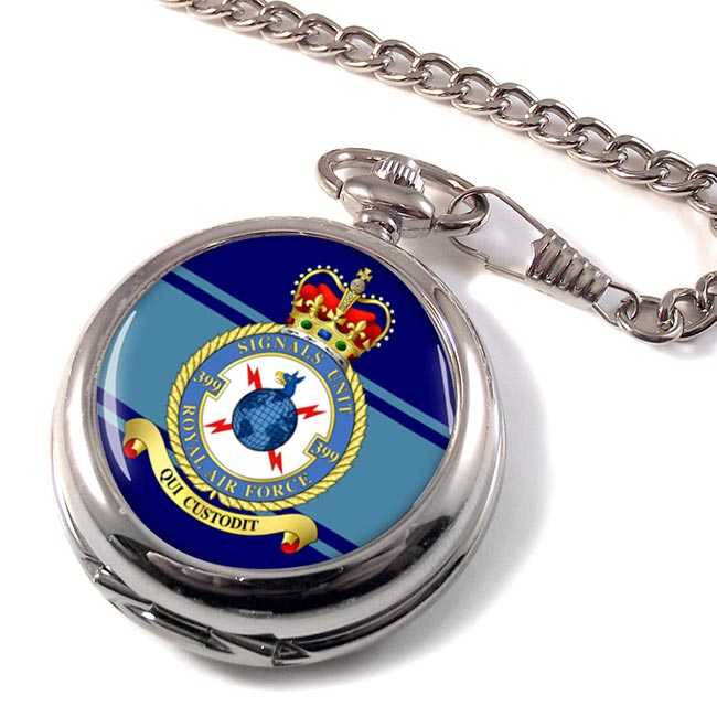 No. 399 Signals Unit (Royal Air Force) Pocket Watch