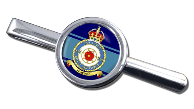 No. 625 Squadron (Royal Air Force) Round Tie Clip