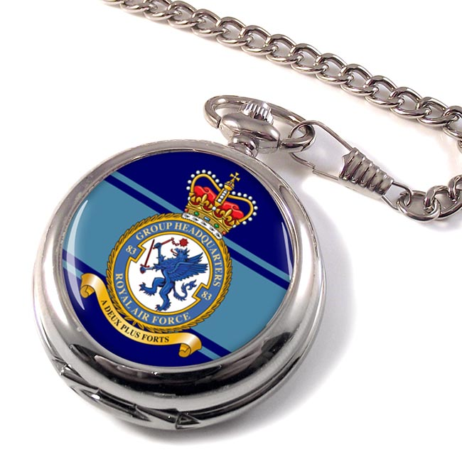 No. 83 Group Headquarters (Royal Air Force) Pocket Watch