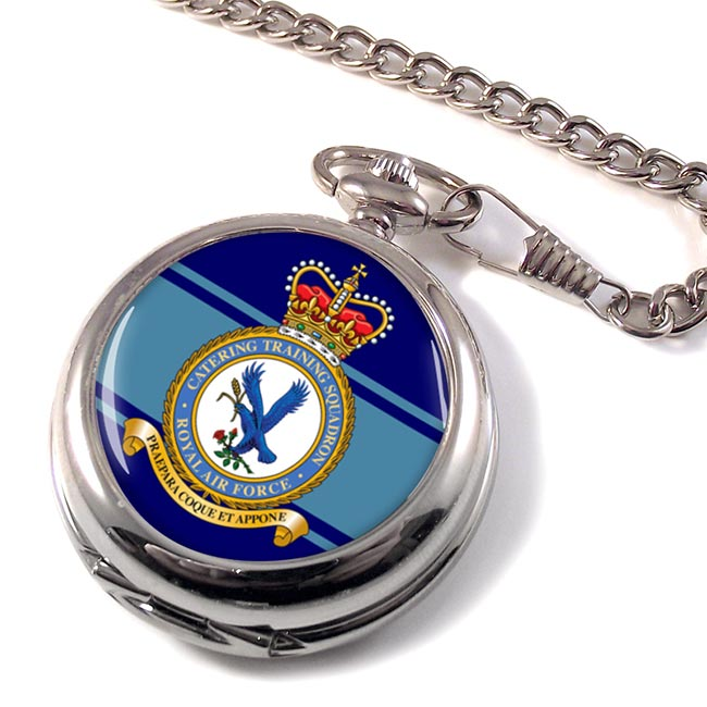 Catering Training Squadron (Royal Air Force) Pocket Watch