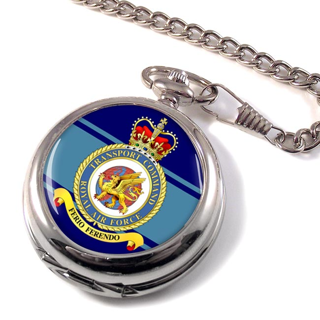 Transport Command (Royal Air Force) Pocket Watch