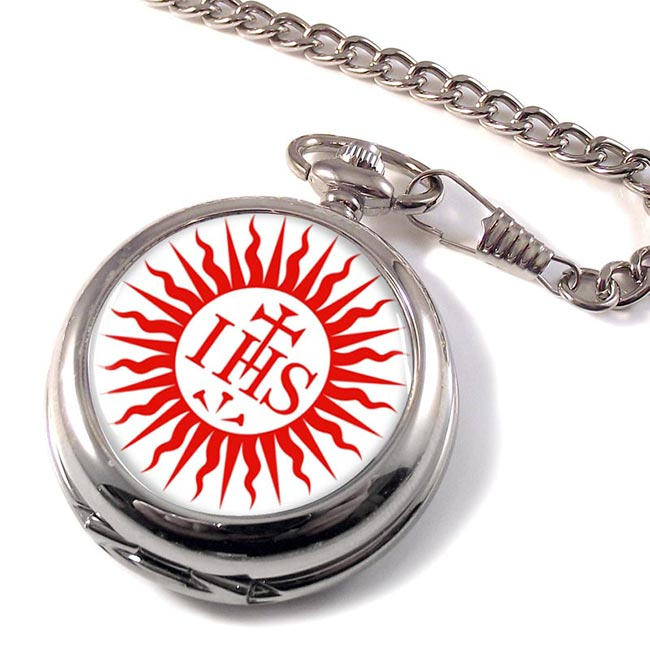Jesuit Sun Pocket Watch