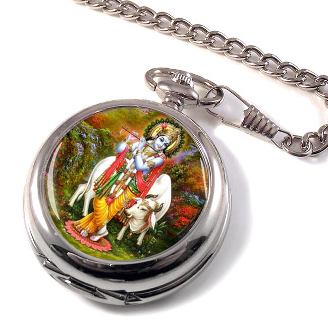Krishna Pocket Watch