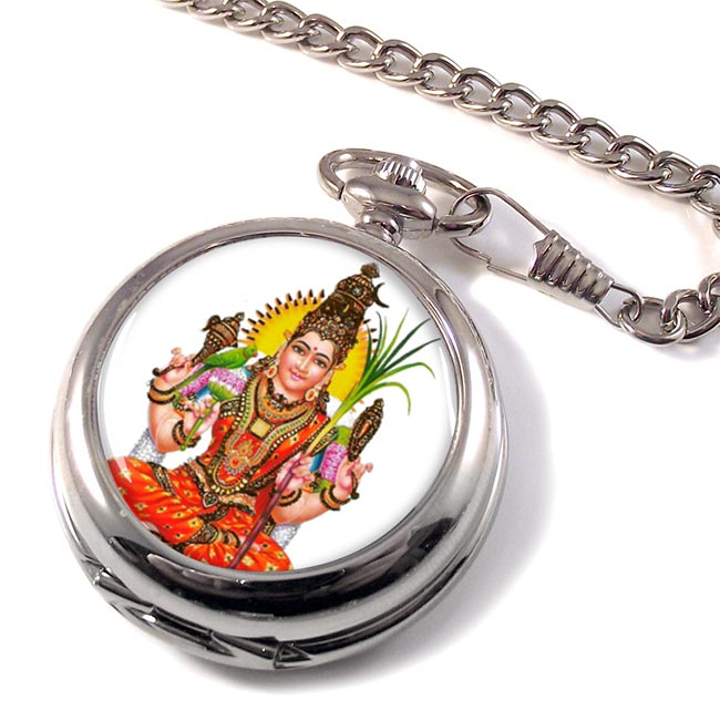 Meenakshi Minakshi Pocket Watch