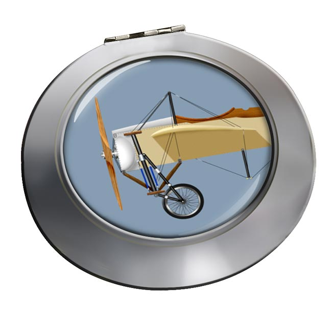 Bleriot XI Front Chrome Mirror