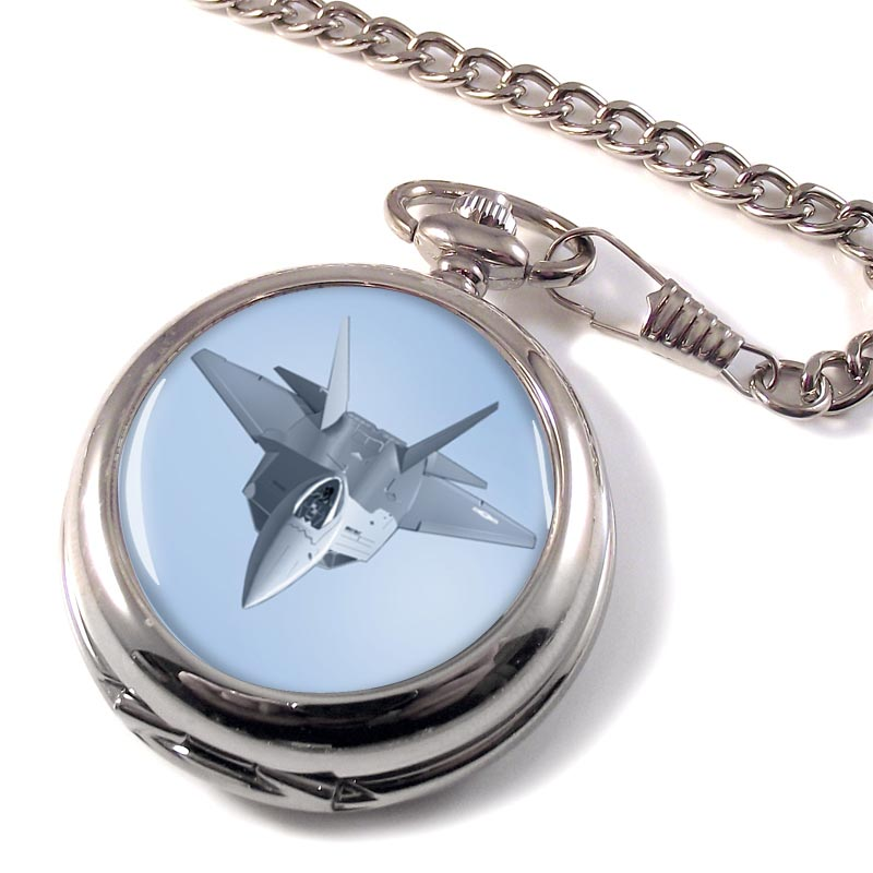 F18 Hornet Pocket Watch