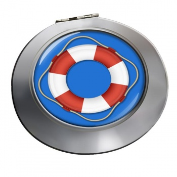 Lifebuoy Chrome Mirror