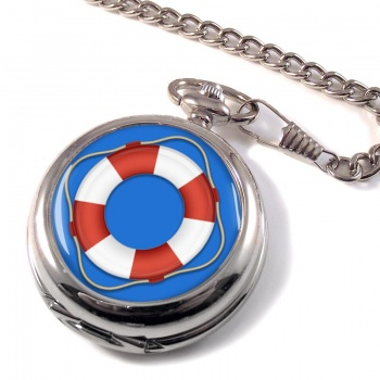 Lifebuoy Pocket Watch