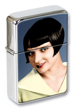 Louise Brooks Flip Top Lighter