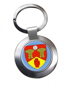 County Londonderry (UK) Metal Key Ring