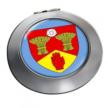 County Londonderry (UK) Round Mirror