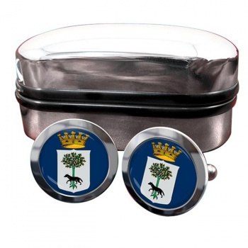 Lecce (Italy) Crest Cufflinks