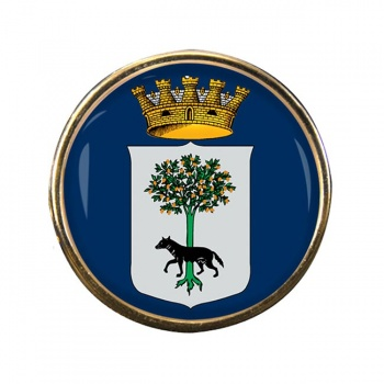 Lecce (Italy) Round Pin Badge