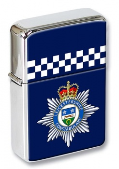 Leicestershire Constabulary Flip Top Lighter