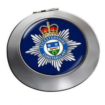 Leicestershire Constabulary Chrome Mirror