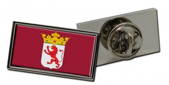 Leon (Spain) Flag Pin Badge